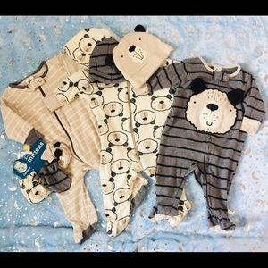 Baby Sleeper Set Bundle